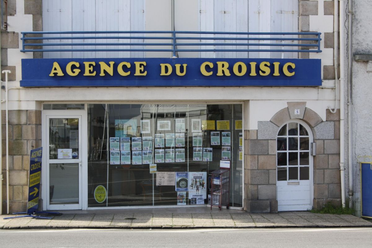 Agence immobili re le croisic locations ventes gestion syndic for Agence immobiliere orange